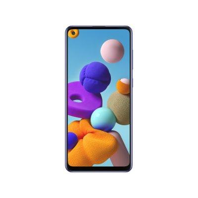Samsung Galaxy A21s Dual-Sim 4GB/128GB (SM-A217FZBUEUE) Kék