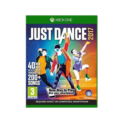 how to play just dance 2017 on xbox one