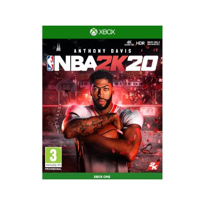 NBA 2K20 Standard Edition Xbox One