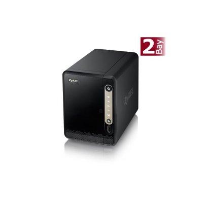 Zyxel NAS326-EU0101F 2-lemezes NAS hálózati adattároló