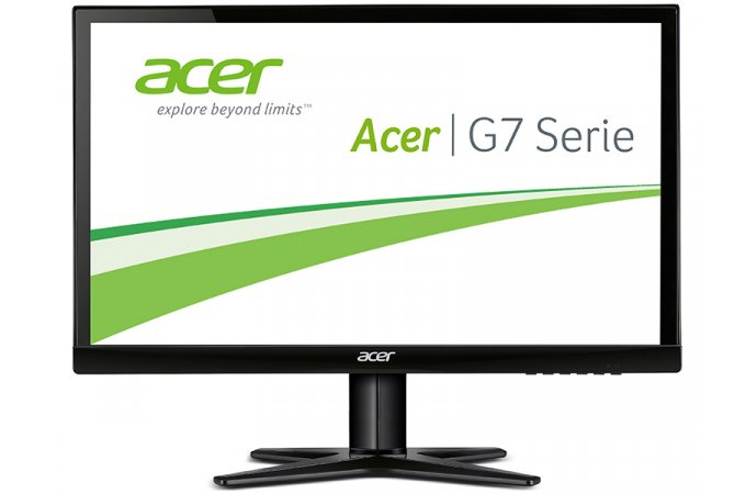 "ACER 21,5"" IPS LED Monitor (G227HQLAbid)"