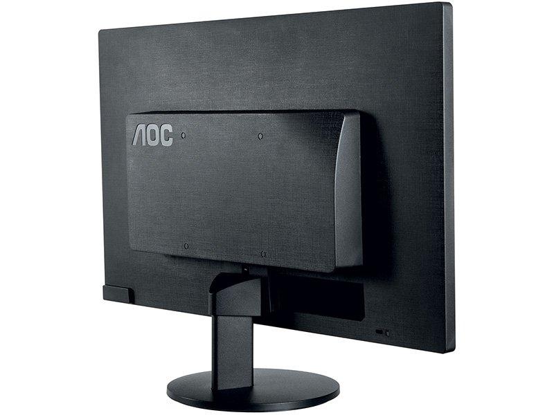 "AOC 21.5"" LED Monitor (E2270SWN) fekete"