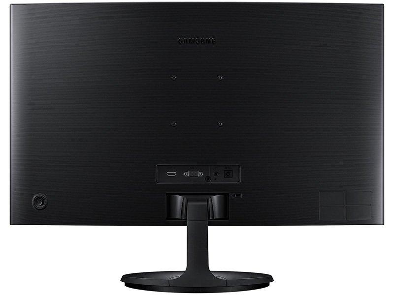 """SAMSUNG 27"""" ívelt VA LED Monitor (C27F390FHU)"""
