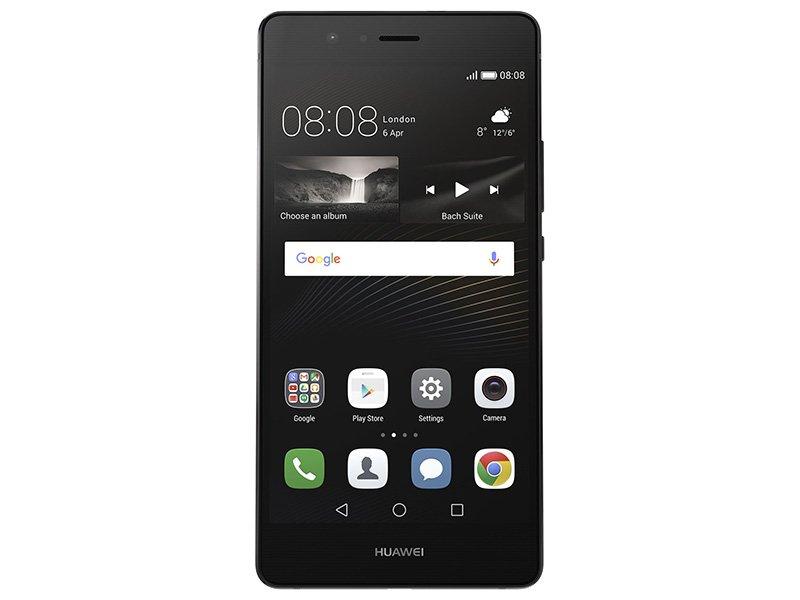 Huawei P9 Lite DUAL Fekete