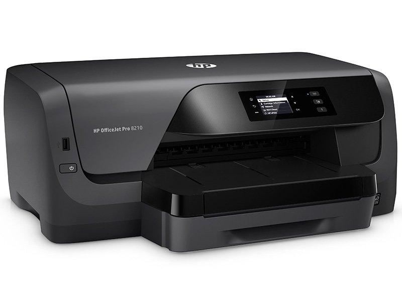 HP Officejet Pro 8210 Tintasugaras Nyomtató (D9L63A)