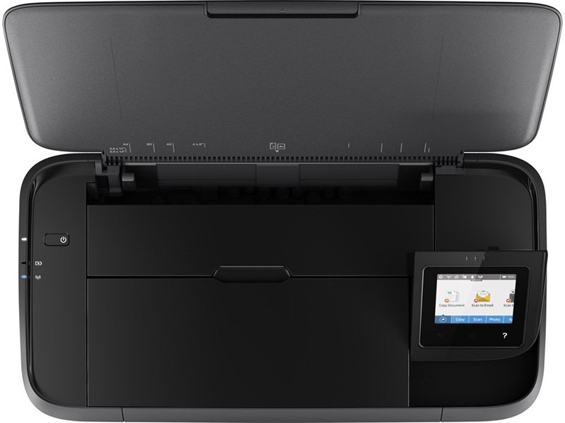 HP Officejet 252 mobil Tintasugaras Nyomtató (N4L16C)