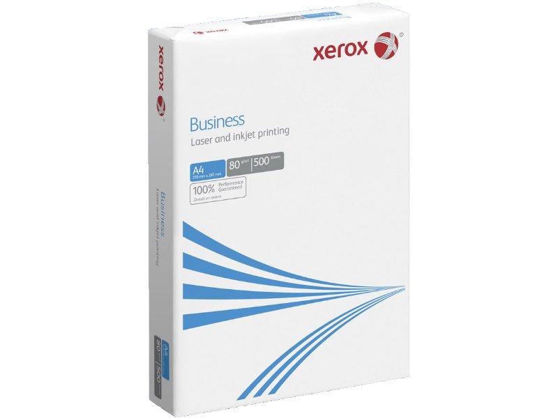 XEROX BUSINESS A4/500 80G papír