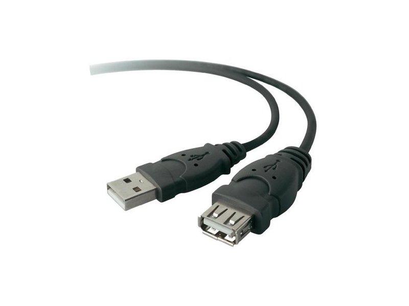 ROLINE kábel USB A-A Hosszabbító 3m