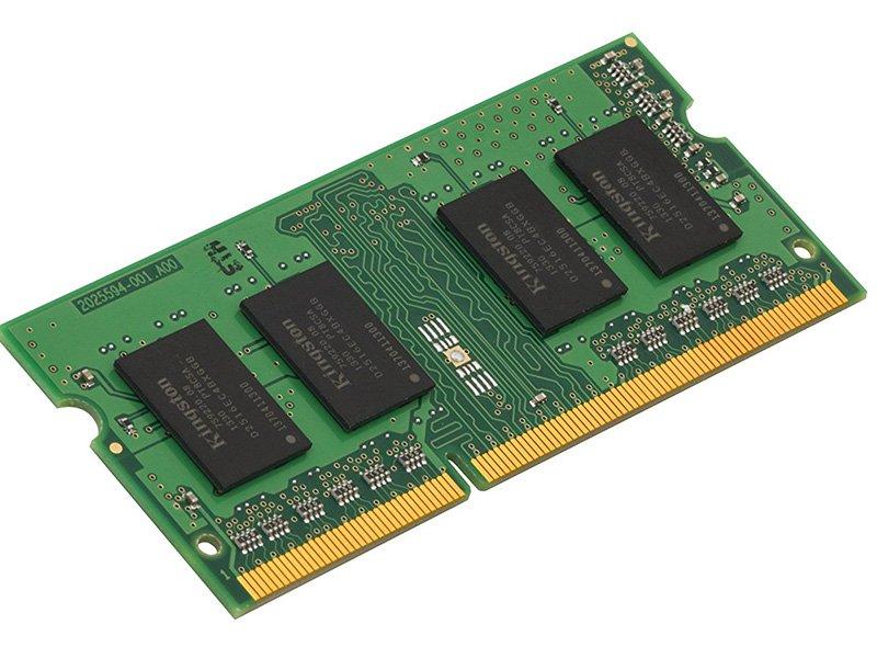 KINGSTON Client Premier 4GB  DDR3 1600MHz (KCP3L16SS8/4) Notebook memória