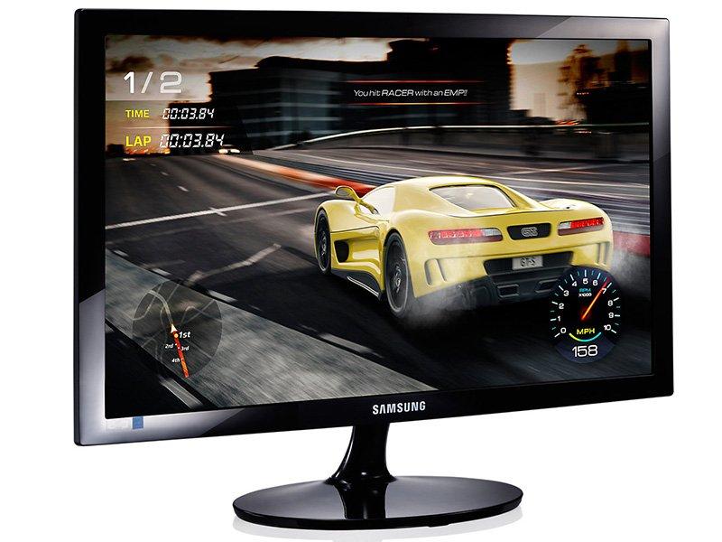 "SAMSUNG 24"" TN LED Monitor (LS24D330HSX/EN)"