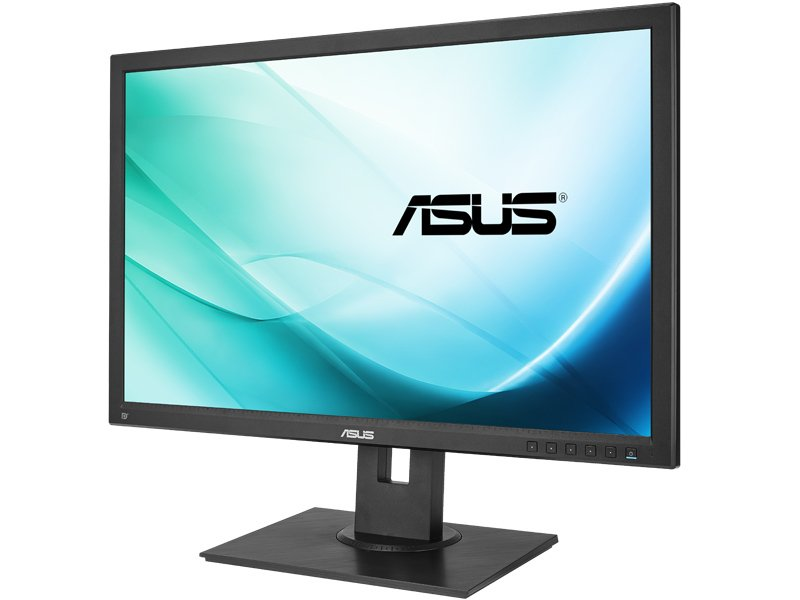 """ASUS 24.1"""" IPS LED Monitor (BE24AQLB) Fekete"""