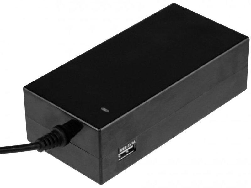 Media-Tech Univerzális Notebook Töltő 80W (MT6269)