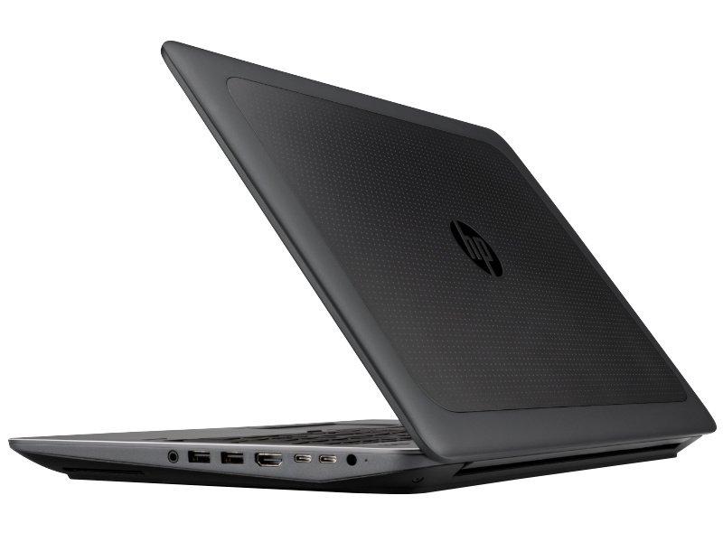 396246d60881 HP ZBook Studio G3 mobil munkaállomás (T7W04EA) fekete Laptop - Kifutott