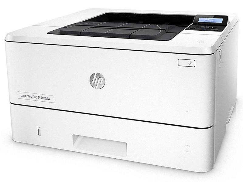 HP Laserjet Pro 400 M402dw Lézernyomtató (C5F95A)