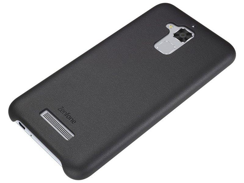Bumper Case Fekete (Asus Zenfone 3 Max ZC520TL)