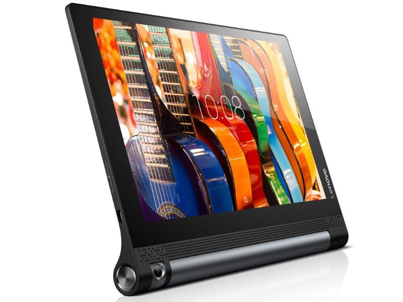 LENOVO Yoga TAB 3 10 WiFi 16GB (ZA0H0050BG) fekete