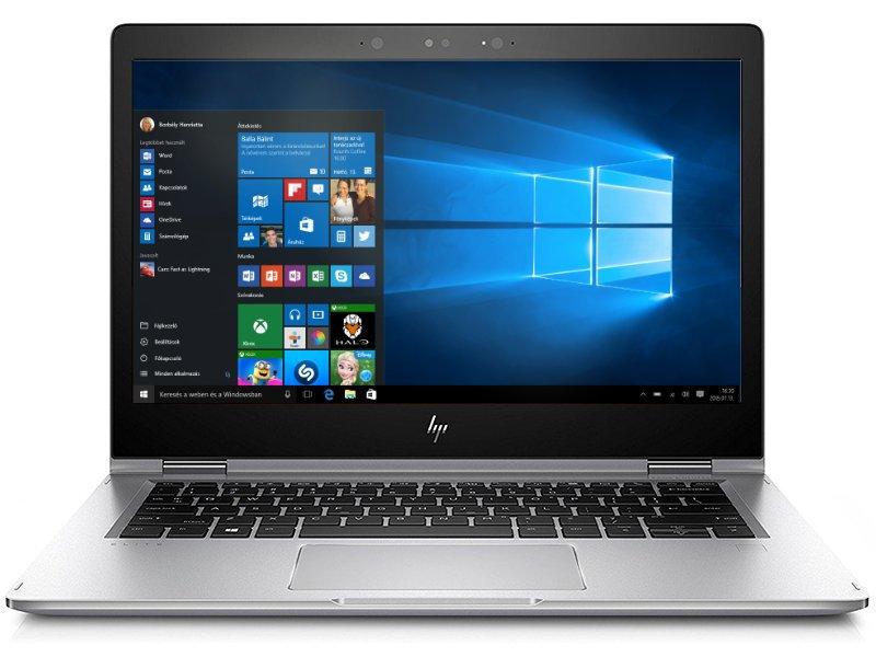 HP Elitebook x360 1030 G2 (TC2804) ezüst + dokkoló, táska, zár