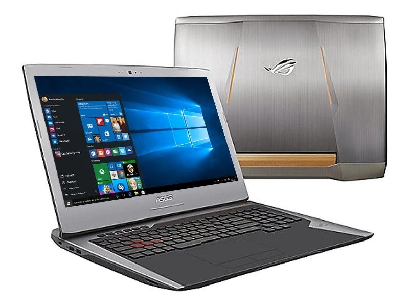 Asus G752 (G752VY-GB463T)