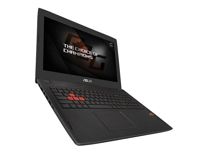 ASUS ROG GL502VS (GL502VS-FY272) Fekete