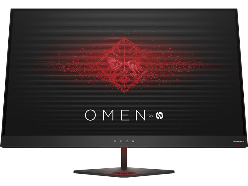 "HP OMEN by HP 27"" Display Monitor 2560 x 1440; 1000:1; 350 cd; 1.8 ms; DisplayPort, HDMI"