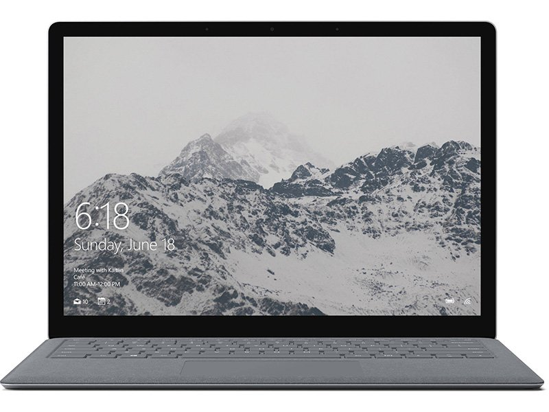 Microsoft Surface Laptop (D9P-00018) Platinum