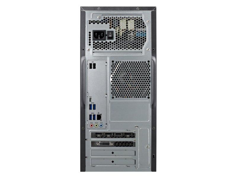 ASUS ROG G11DF PC (G11DF-HU021T) Acélszürke