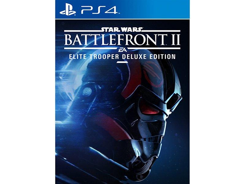 PS4 Pro konzol 1 TB Star Wars Battlefront II Limited Edition