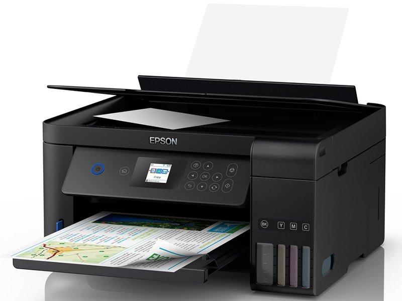 EPSON EcoTank L4160 (C11CG23401) Tintasugaras nyomtató