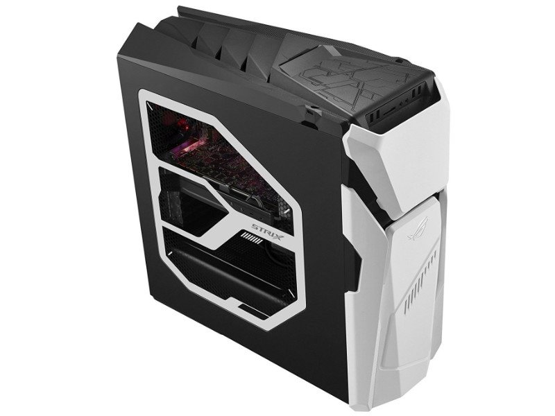 ASUS ROG STRIX GD30CI PC (GD30CI-HU027T) Fekete
