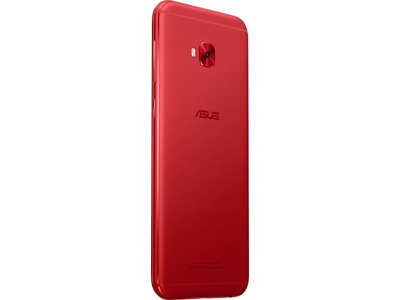 ASUS ZenFone 4 Selfie Pro (ZD552KL) 64GB Dual SIM piros