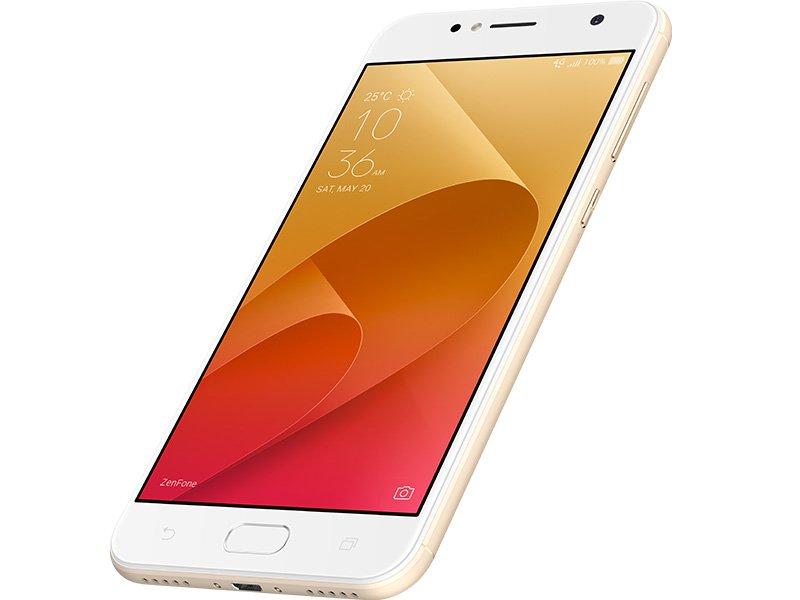 "Asus ZenFone 4 Live 5.5"" (ZB553KL) 16GB Dual Sim arany"