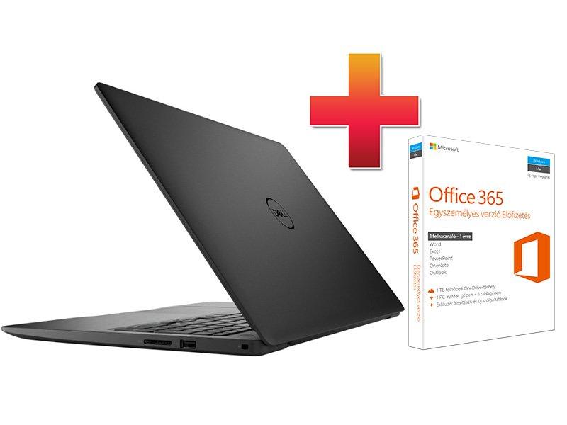 Dell Inspiron 15 5570 (242793) fekete