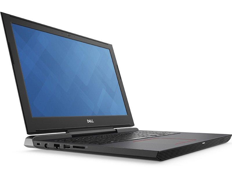 Dell Inspiron 15 7577 Gamer (245472) fekete