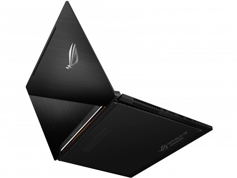 ASUS ROG ZEPHYRUS (GX501VI-GZ022T) Fekete