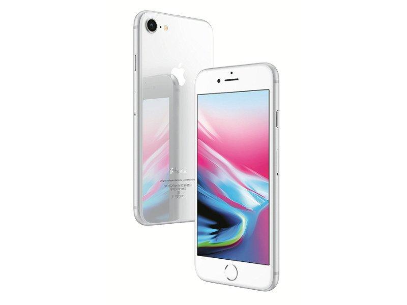 Apple iPhone 8 64GB (MQ6H2GH/A) Ezüst