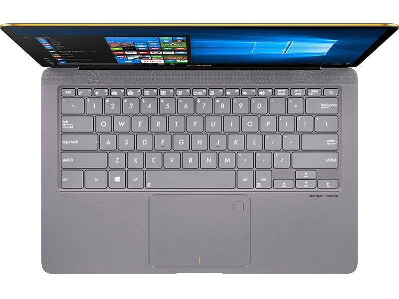 Asus ZenBook 3 Deluxe (UX490UAR-BE086T) Szürke