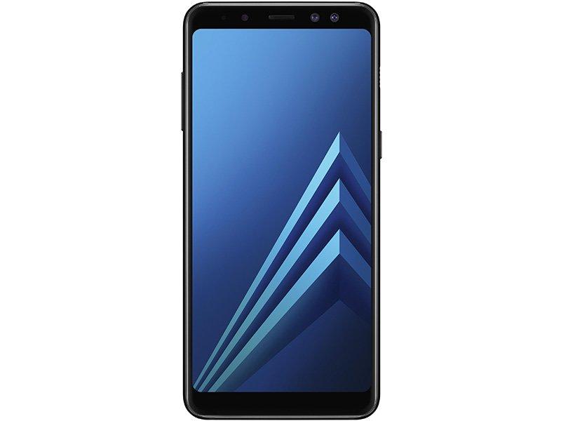 SAMSUNG Galaxy A8 (2018) Dual Sim (SM-A530F) Fekete