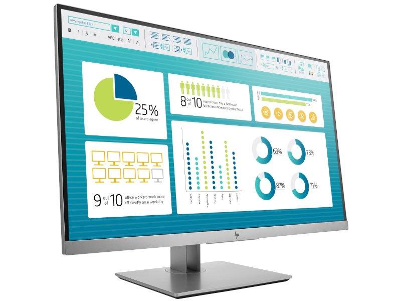 "HP EliteDisplay E273 27"" LED monitor (1FH50AA)"