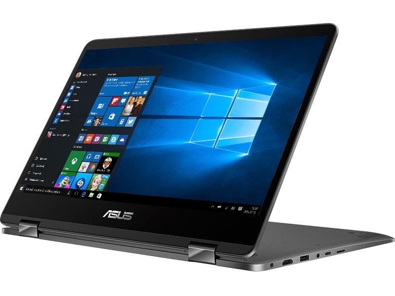 d255a13ab7d8 ASUS ZenBook Flip 14 (UX461UA-E1049T) Szürke Laptop - Kifutott