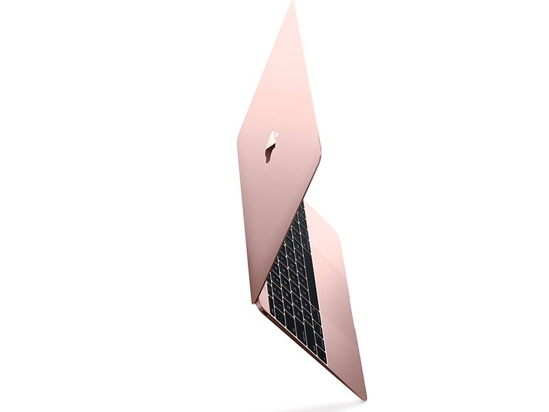 """APPLE 12"""" MacBook (MNYN2MG) Rózsaarany"""