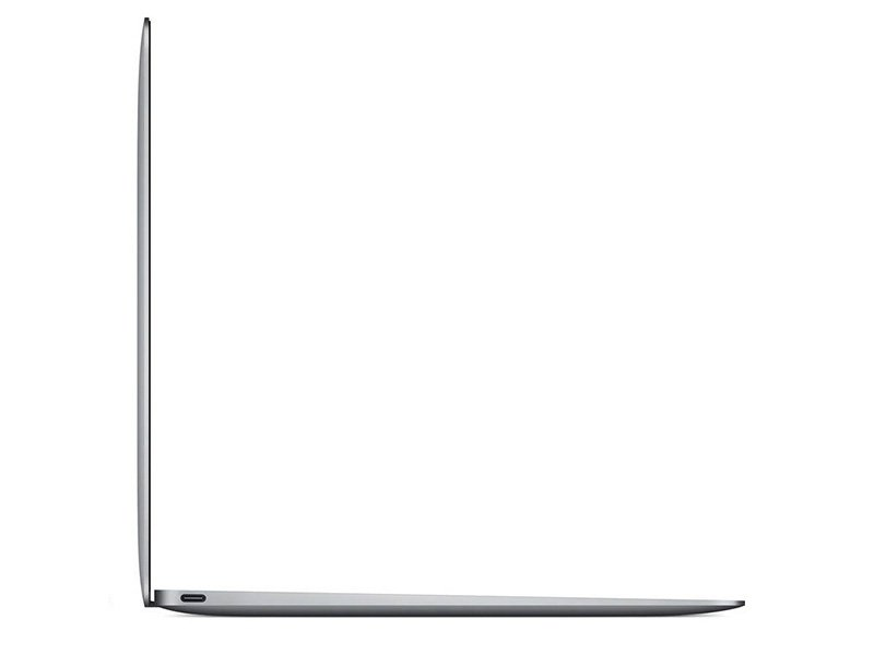 "APPLE 12"" MacBook (MNYH2MG) Ezüst"