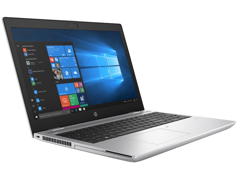 HP ProBook 650 G4 (6XE01EA) Ezüst