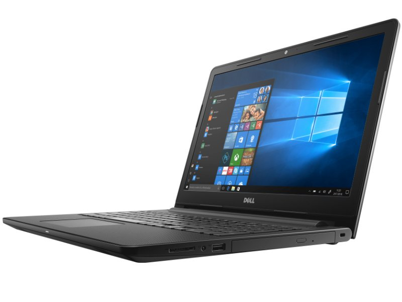 Dell Inspiron 15 3576 (3576FI3WA1) Fekete