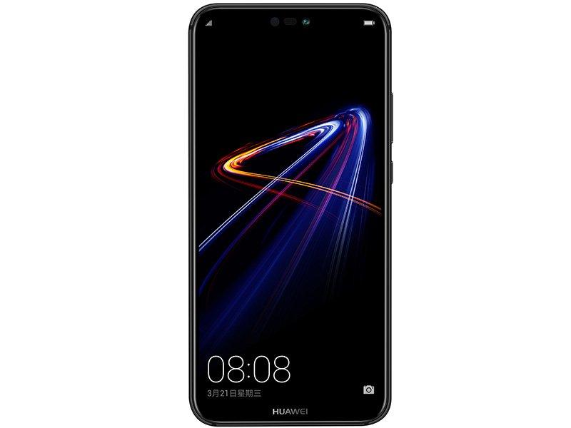 Huawei P20 lite 64GB Dual sim (51092EJU) éjfekete