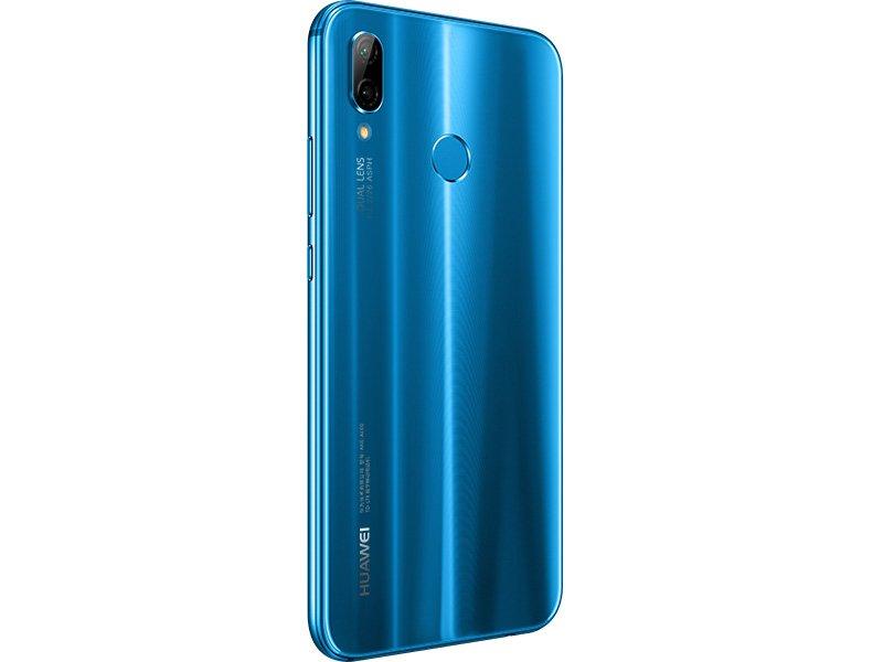 Huawei P20 lite 64GB Dual sim (51092EJS) lagúna kék