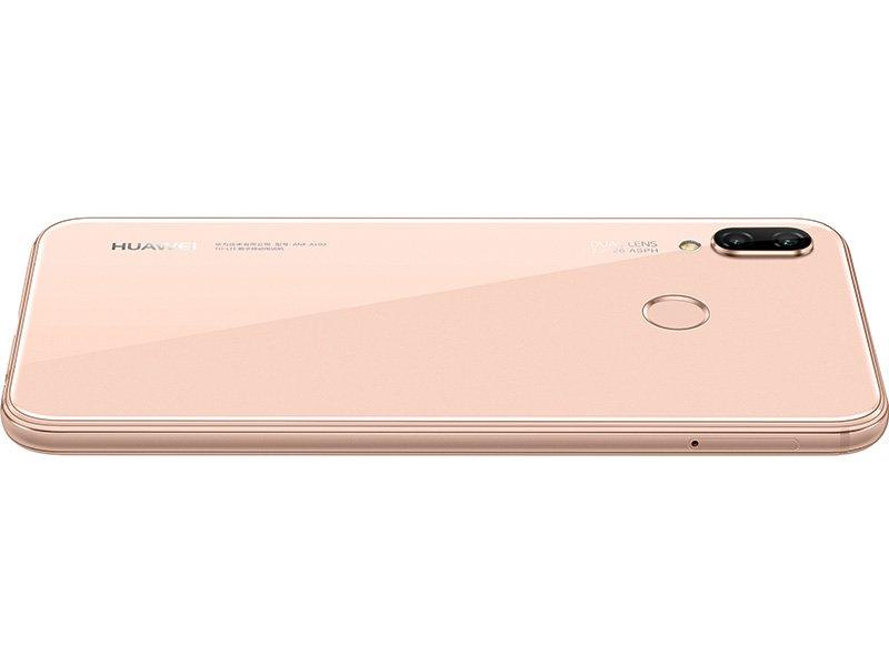Huawei P20 lite 64GB Dual sim (51092EJT) Sakura rózsaszín