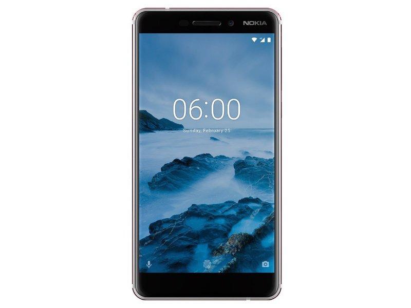 Nokia 6.1 32GB Dual-SIM (11PL2W01A07) Fehér