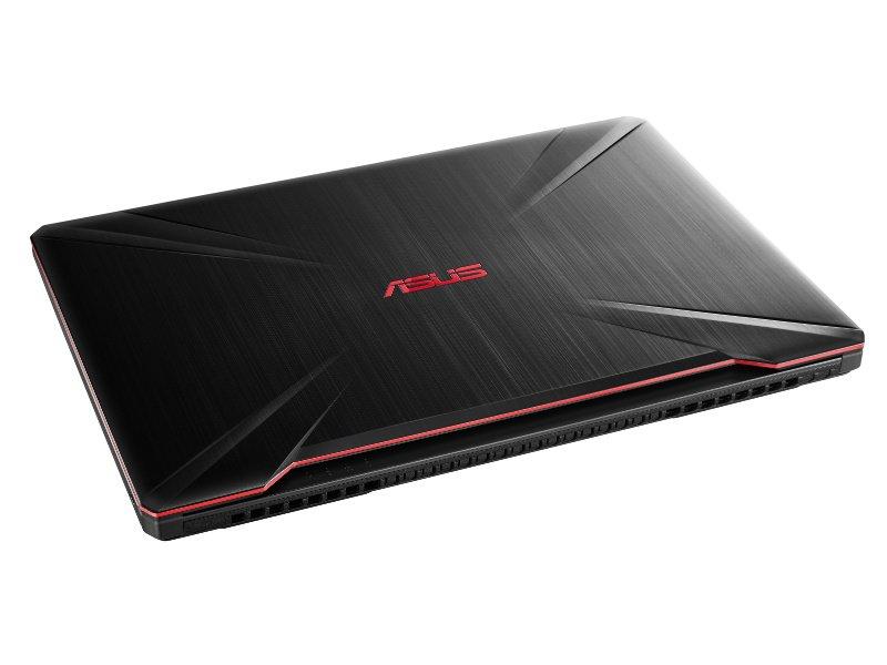 ASUS TUF Gaming FX504GD (FX504GD-DM206) sötét anyag