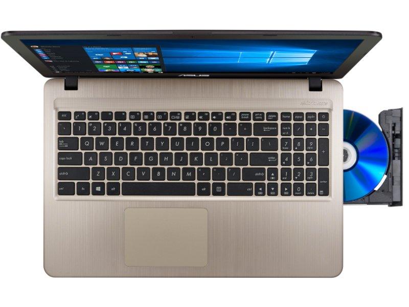 Asus VivoBook 15 X540UB (X540UB-GQ344T) Csokoládé fekete