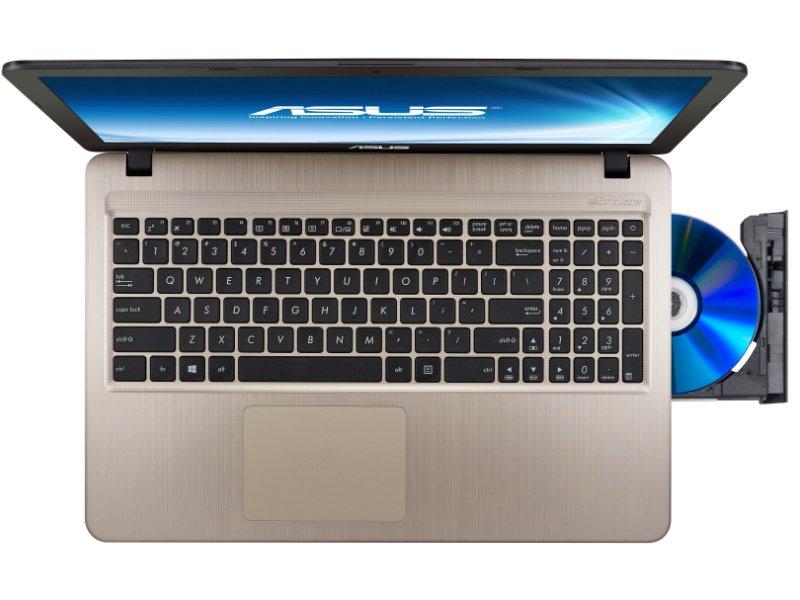 Asus VivoBook 15 X540LA (X540LA-XX992) Csokoládé fekete